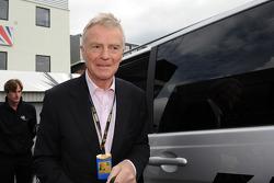 Max Mosley, ex presidente de FIA