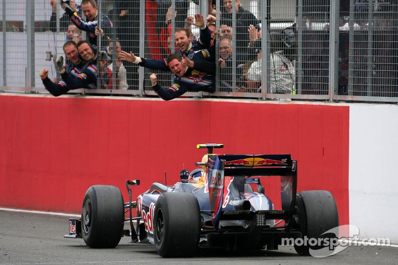 2009: Sebastian Vettel, Red Bull Racing RB5
