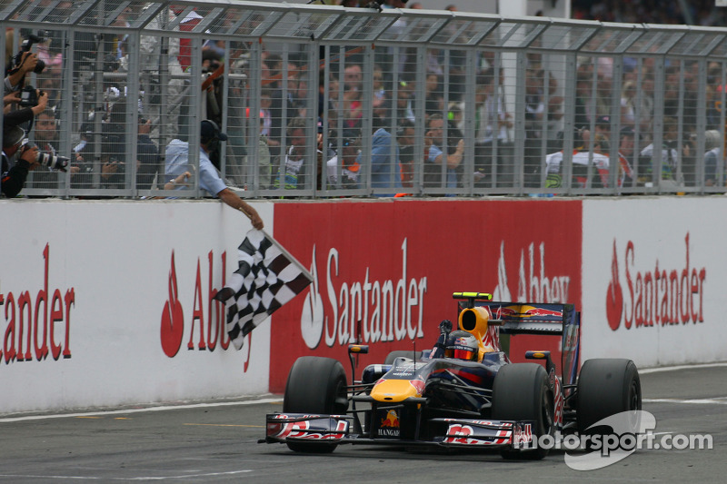 2009: Sebastian Vettel, Red Bull Racing RB5