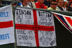 Poster de Jenson Button, Brawn GP