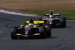 Luca Filippi leads Kamui Kobayashi