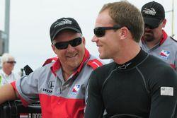 Robert Doornbos, Newman/Haas/Lanigan