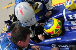 Mike Conway, Dreyer & Reinbold Racing se tient prêt