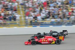 Graham Rahal, Newman/Haas/Lanigan court avec Marco Andretti, Andretti Green Racing