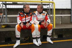 Tom Coronel, Sunred Engineering and Tim Coronel, Sunred Engineering- WTCC, Czech Republic, Brno, Rd. 11-12