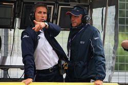 Roberto Ravaglia, Team Manager, BMW Team Italy-Spain / ROAL Motorsport