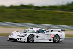 #13 Full Speed Racing Team Saleen S7R: Johnny Mowlem, Ferdinando Monfardini
