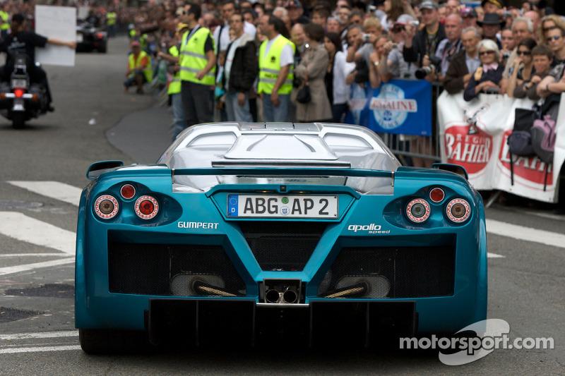 Bell & Ross Supercars: Gumpert Apollo Speed