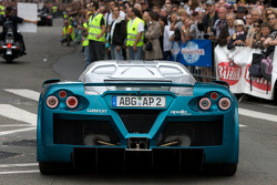 Bell & Ross Supercars: Gumpert Apollo Speed