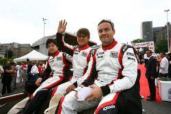 Keisuke Kunimoto, Seiji Ara and Sascha Maassen
