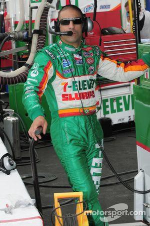 Tony Kanaan, Andretti Green Racing