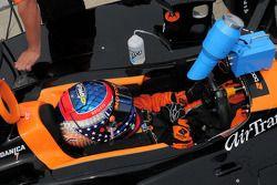Danica Patrick, Andretti Green