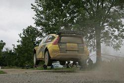 Evgeny Novikov et Dmitry Chumak, Citroen C4 WRC, Citroen Junior Team