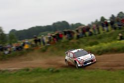 Sébastien Ogier et Julien Ingrassia, Citroen Junior Team Citroen C4 WRC