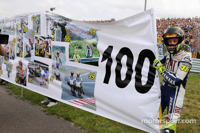 2009 : Valentino Rossi (Fiat Yamaha Team)