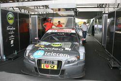 Voiture de Christian Bakkerud, Futurecom-TME, Audi A4 DTM