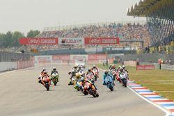Start: Dani Pedrosa, Repsol Honda Team, führt