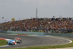 Loris Capirossi, Rizla Suzuki MotoGP, Randy De Puniet, LCR Honda MotoGP