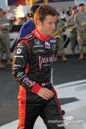 Marco Andretti, Andretti Green Racing