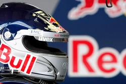 Helmet of Martin Tomczyk, Audi Sport Team Abt Audi A4 DTM