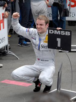 Race winner Jamie Green, Persson Motorsport, AMG Mercedes C-Klasse