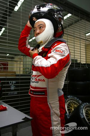 #69 Thunder Asia Mosler MT900R: Melvin Choo