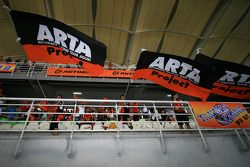 Les fans d'ARTA