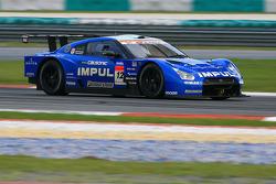 #12 Impul Calsonic GT-R: Tsugio Matsuda, Sebastien Philippe