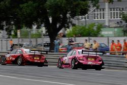 Mike Rockenfeller, Audi Sport Team Rosberg, Audi A4 DTM, Susie Stoddart, Persson Motorsport, AMG Mer