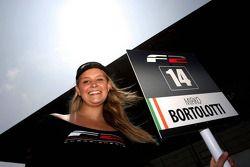 La pit girl de Mirko Bortolotti