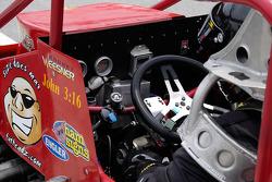 Inside Rodney Weesner's cockpit