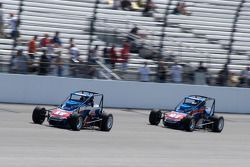 RW Motorsports pair: Shane Hmiel and Jerry Coons Jr.