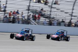 La paire RW Motorsports : Shane Hmiel et Jerry Coons Jr.