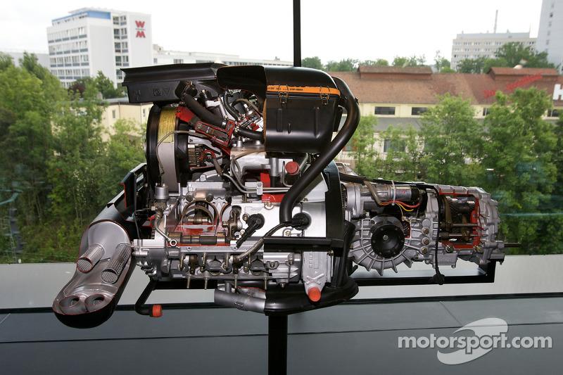 1977 Porsche Turbomotor Typ 930/60