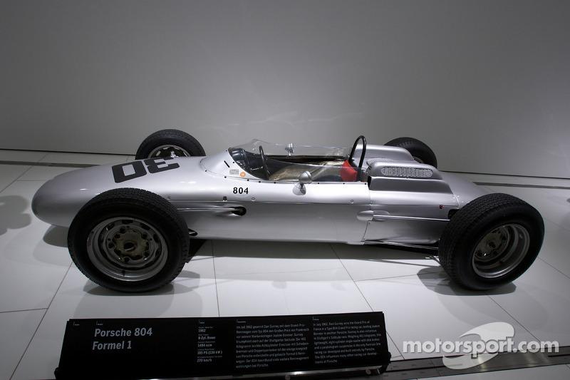Porsche 804