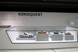 Porsche design display