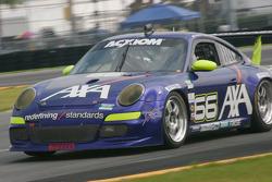 #66 TRG Porsche GT3: Kevin Buckler, Spencer Pumpelly