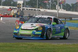 #85 Farnbacher Loles Racing Porsche GT3: Daniel Graeff, Ron Yarab Jr.
