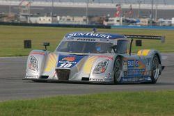 La Ford Dallara N°10 : Max Angelelli, Brian Frisselle