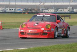 #64 JLowe Racing Porsche GT3: Jim Lowe, Jim Pace, Johannes van Overbeek