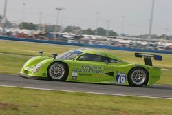 #76 Krohn Racing Ford Lola: Nic Jonsson, Darren Turner