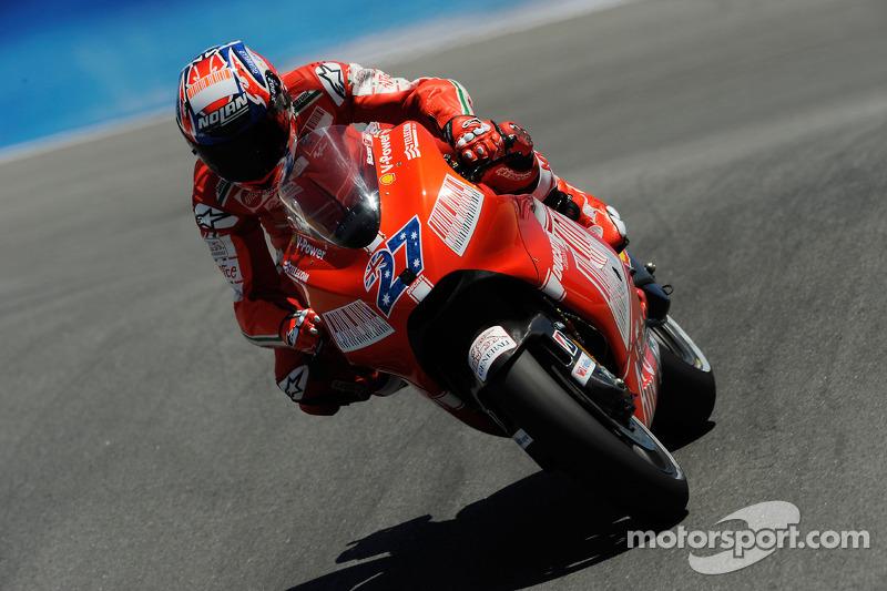 Ducati Desmosedici 2009 - Casey Stoner