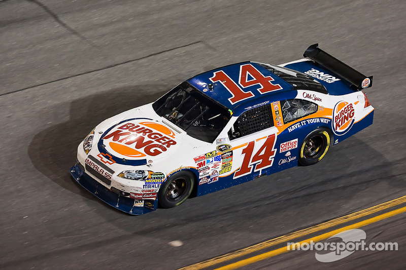 Tony Stewart und Burger King
