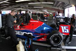 Paul Tracy's KV Racing car