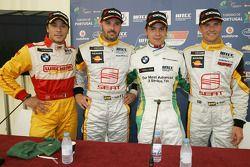 Stefano D'Aste, Wiechers-Sport, BMW, Yvan Muller, Seat Sport, Seat Leon 2.0 TDI, Augusto Farfus, BMW
