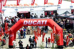 Фан-зона Ducati