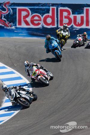 Sete Gibernau, Grupo Francisco Hernando, Randy De Puniet, LCR Honda MotoGP, Chris Vermeulen, Rizla S