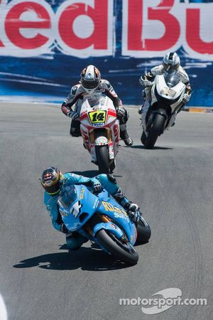 Chris Vermeulen, Rizla Suzuki MotoGP, Randy De Puniet, LCR Honda MotoGP, Sete Gibernau, Grupo Francisco Hernando