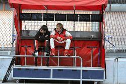 Riki Christodoulou and Daniel McKenzie