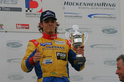 Victor Correa wins the National Class